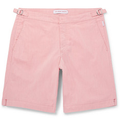 Orlebar Brown Dane Stretch Cotton-Blend Twill Shorts