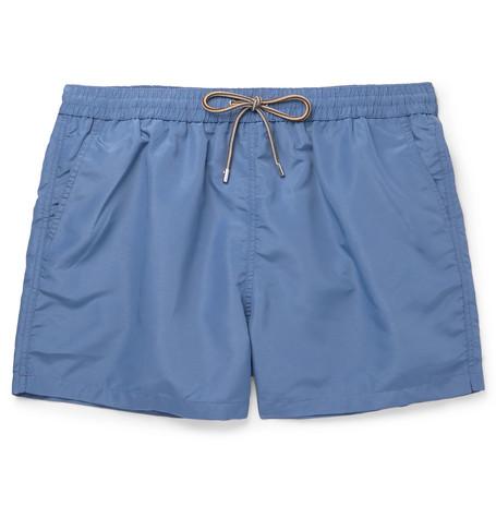 Mid Length Swim Shorts by Paul Smith