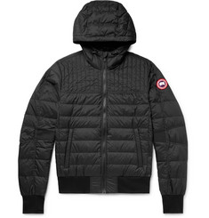 Canada Goose - Cabri Slim-Fit Quilted Nylon-Ripstop Hooded Down Jacket
