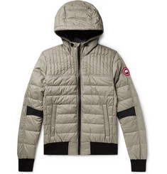 Canada Goose - Cabri Quilted Nylon-Ripstop Hooded Down Jacket