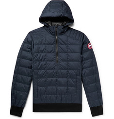Canada Goose - Wilmington Quilted Nylon Down Hooded Jacket
