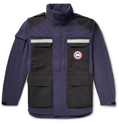 Canada Goose - Photojournalist Slim-Fit Two-Tone Tri-Durance Jacket