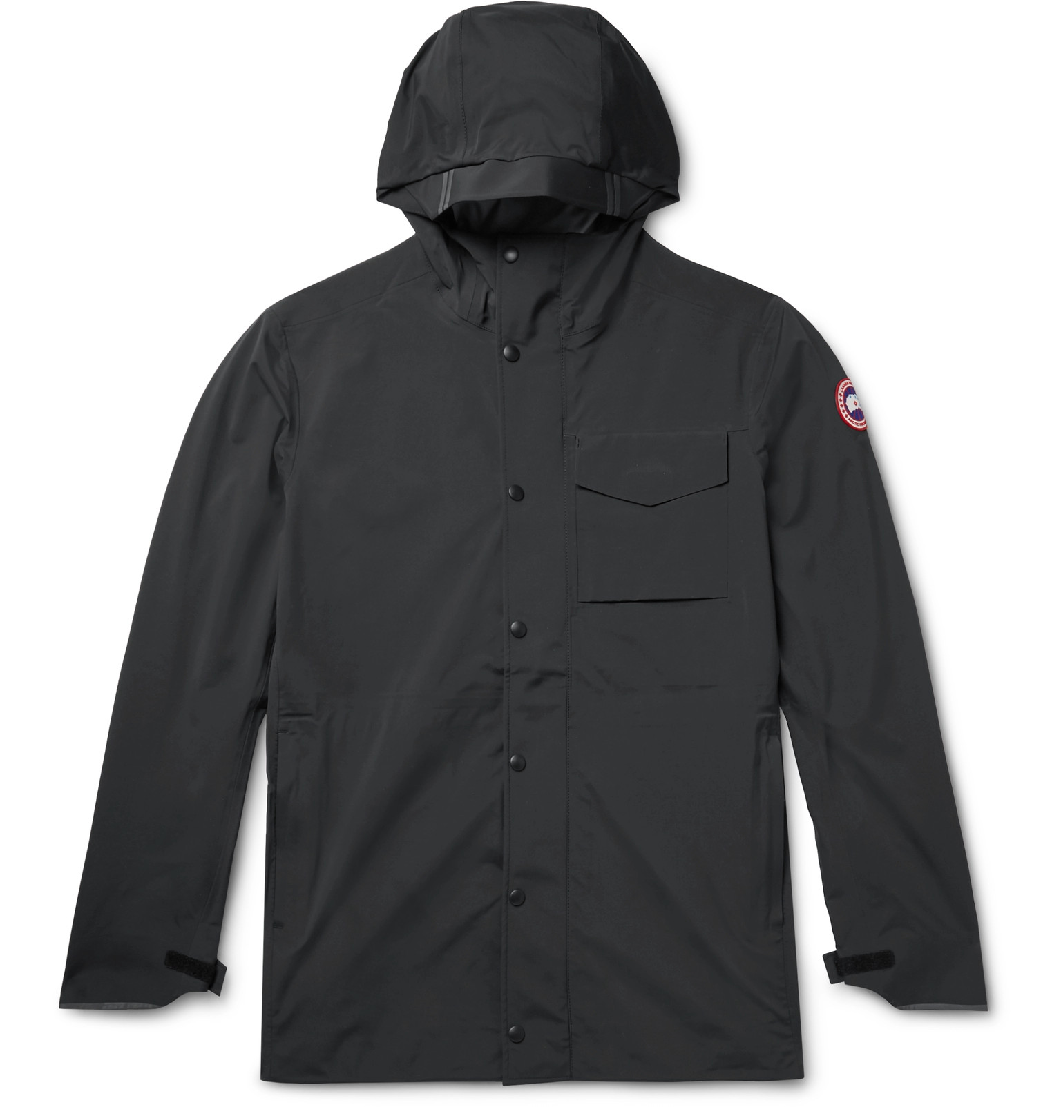 1dce3f004c Canada Goose - Nanaimo Tri-Durance Hooded Jacket