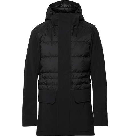 Canada Goose Breton Tri-Durance Hooded Down Coat