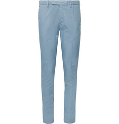 Boglioli Slim-Fit Stretch-Cotton Twill Chinos