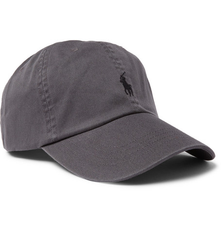 Polo Ralph Lauren - Cotton-Twill Baseball Cap 52670e4d55a
