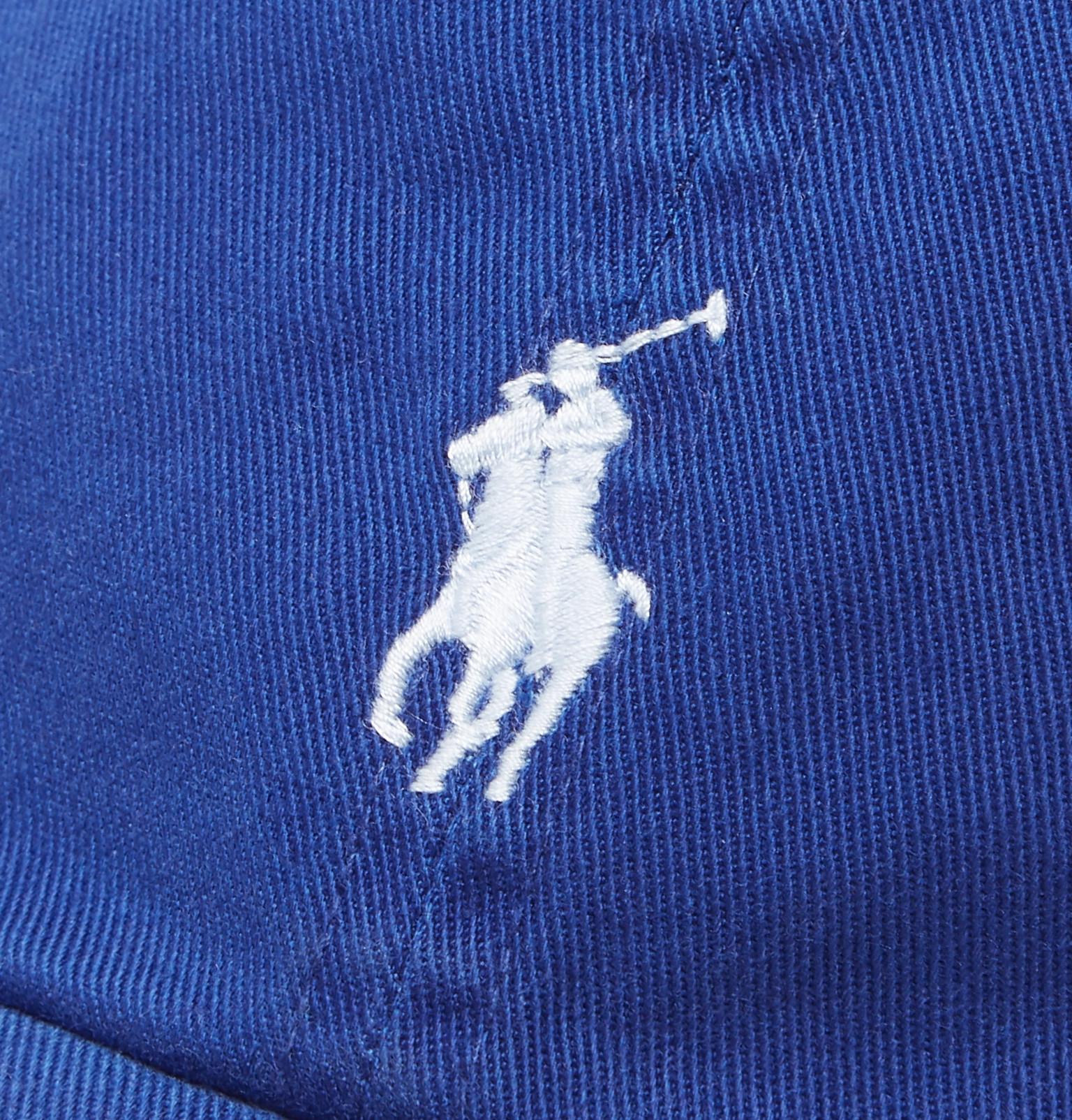 Polo Ralph Lauren - Cotton-Twill Baseball Cap 4f681a09906