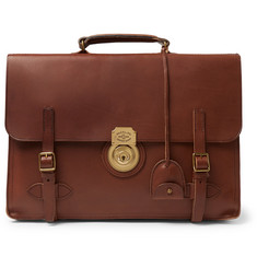 Polo Ralph Lauren Leather Briefcase