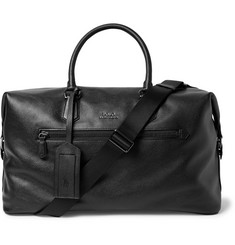 Polo Ralph Lauren - Pebble-Grain Leather Holdall
