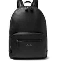 Polo Ralph Lauren Full-Grain Leather Backpack