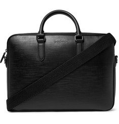 Ermenegildo Zegna - Textured-Leather Briefcase