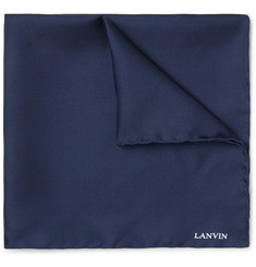 Lanvin - Silk-Twill Pocket Square