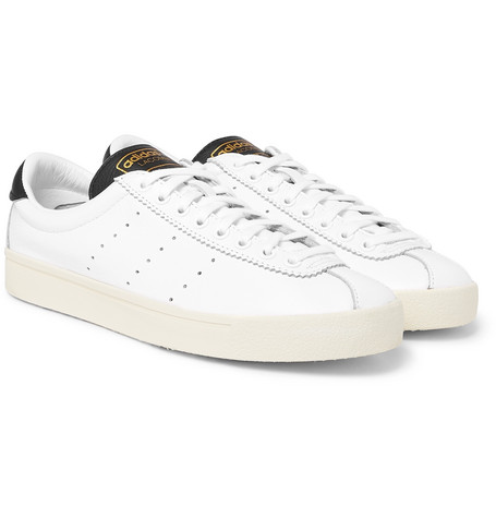 new concept 2d711 7831e adidas OriginalsLacombe Leather Sneakers