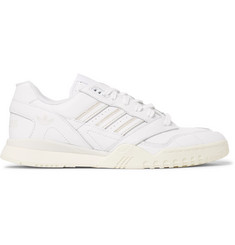 adidas Originals A.R. Trainer Leather Sneakers