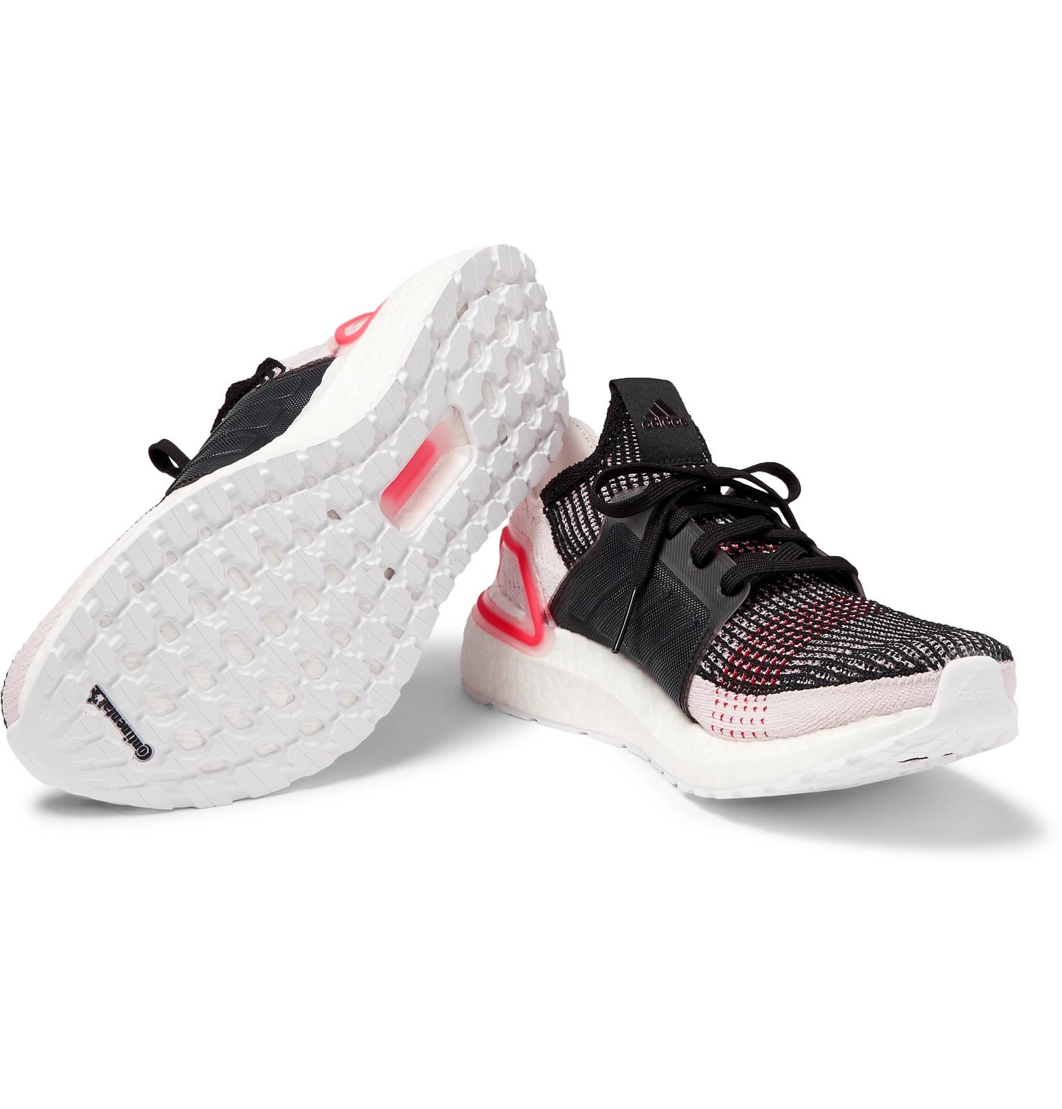 premium selection 6cc85 86e2e adidas Originals - UltraBOOST 19 Rubber-Trimmed Primeknit Sn