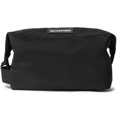 Balenciaga Explorer Canvas Wash Bag