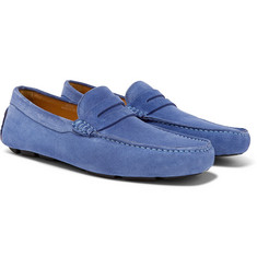 Canali - Suede Driving Shoes