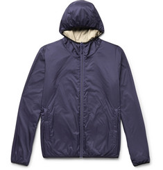 Aspesi Reversible Shell Hooded Jacket