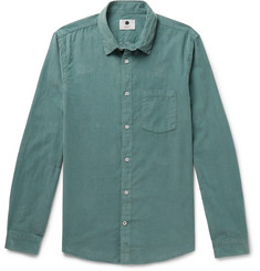 NN07 Leon Cotton-Corduroy Shirt