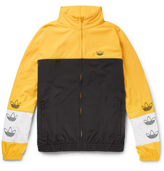 adidas Originals Colour-Block Shell Track Jacket
