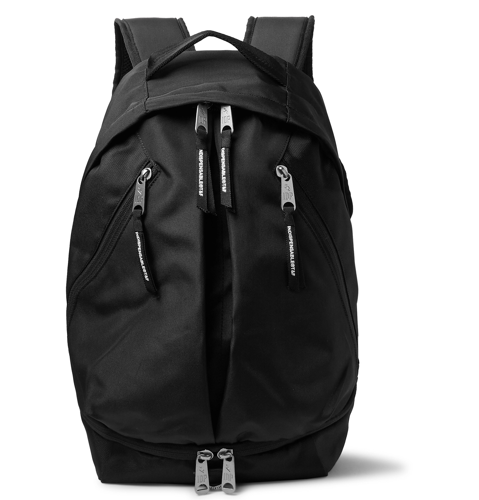 Indispensable - Shell Canvas Backpack 818bfc15dd3ec