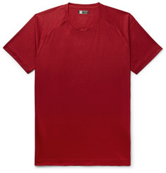 Z Zegna TECHMERINO Wool T-Shirt
