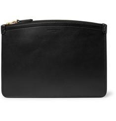 Duke Leather Pouch - Black
