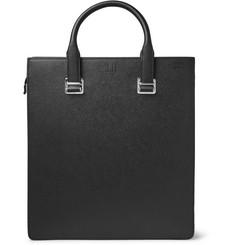 Cadogan Pebble-grain Leather Tote Bag - Black