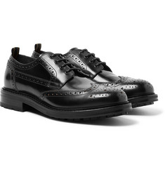 Dunhill Country Leather Wingtip Brogues