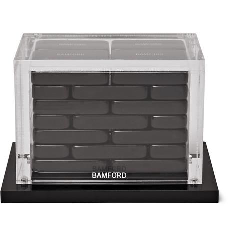 BAMFORD WATCH DEPARTMENT Domino Set in Black