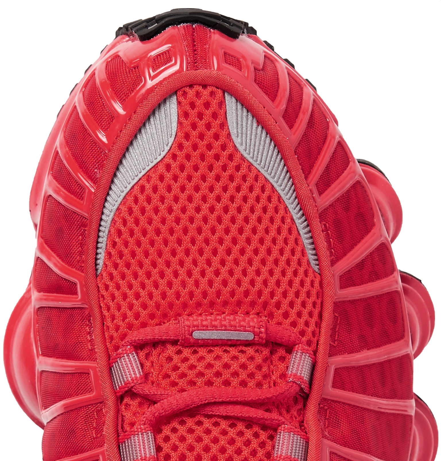 05fe049017a Nike - Shox TL Mesh and Rubber Sneakers