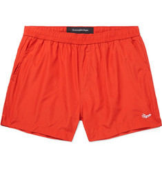 Ermenegildo Zegna Short-Length Swim Shorts