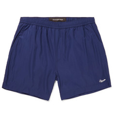 Ermenegildo Zegna Wide-Leg Mid-Length Swim Shorts
