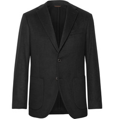 Altea Black Cashmere Blazer