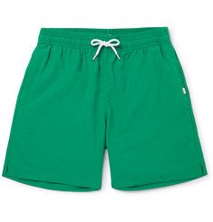 Derek Rose Mid-Length Swim Shorts