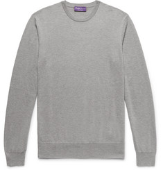 Ralph Lauren Purple Label - Slim-Fit Cashmere Sweater