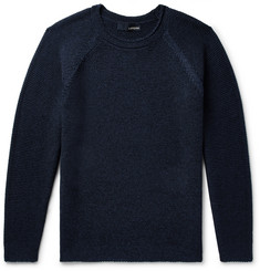 Lardini Slim-Fit Cotton Sweater