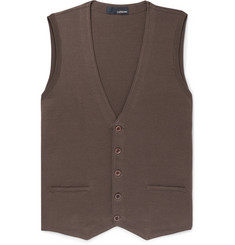 Lardini - Cotton Sweater Vest