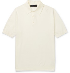Lardini Slim-Fit Cotton Polo Shirt