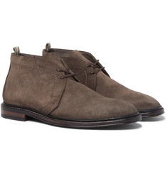 Officine Creative - Cornell Suede Chukka Boots