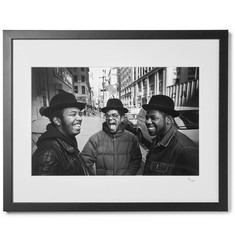 Sonic Editions Framed 1985 Run-DMC Print, 16