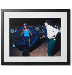 Sonic Editions Framed 1978 Grace Jones at Studio 54 Print, 16