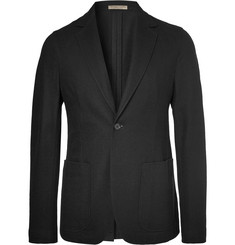 Bottega Veneta - Black Slim-Fit Unstructured Cashmere Blazer