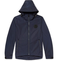 Burberry Logo-Appliquéd Padded Nylon Hooded Jacket