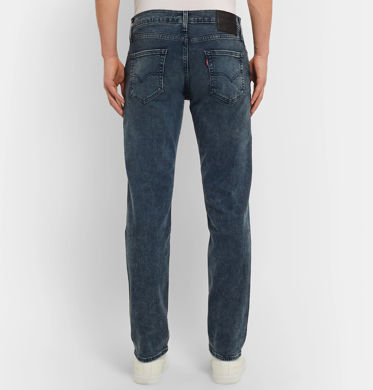 b6b7b6c6168 Levi's - 511 Slim-Fit Stretch-Denim Jeans