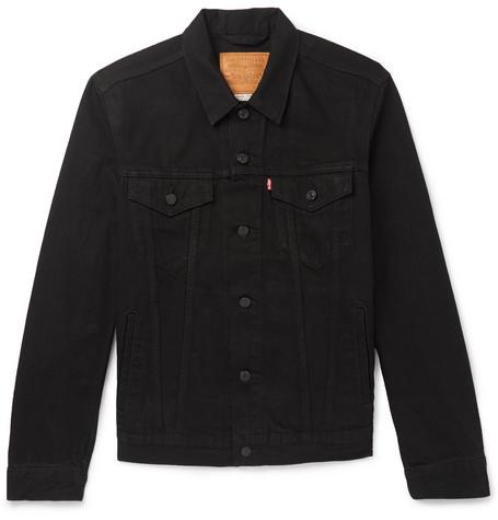 denim-trucker-jacket by levis