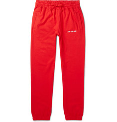 Aimé Leon Dore Loopback Cotton-Jersey Sweatpants