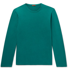 Barena Folpa Loopback Cotton-Jersey Sweatshirt
