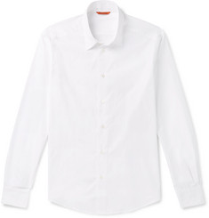 Barena Slim-Fit Cotton-Poplin Shirt