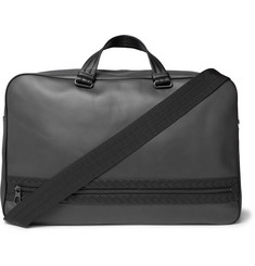 Bottega Veneta - Intrecciato-Trimmed Leather Holdall
